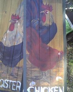 chickens i painted on cabinet doors Chicken Art, Day Work, Painting Cabinets, Cabinet Doors, Painted Furniture, Primitive, Projects To Try, Sketches, Paintings
