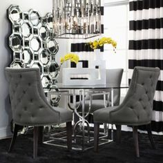 Abigail Dining Table from Z Gallerie