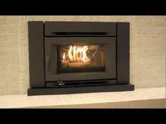 Regency wood fireplace insert Alterra CI1200