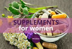 Find different ways to manage the symptoms that come along with menopause.  There are various types of supplements that you can take. #supplements #supplementsforwomen #naturalsupplements