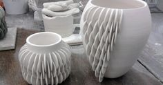 I am now in my final year at Plymouth College of Art studying BA in Ceramics. For this first project I'm focusing on my repeat forms develo...
