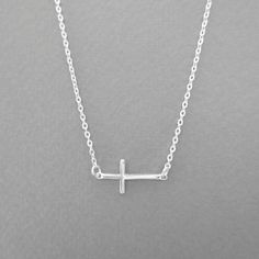 Kay Jewelers Charmed souvenirs Ichthys poisson Cross Design Dangle Sterling Silver