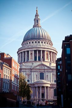 London, England, UK If you haven't been, you should go, nothing like it...St. Pauls