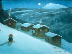Oh, by the way...: BEAUTY: Illustration--Kjell Einar Midthun