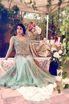 Nargis Hafeez Formal Collection 2015 - Pakistani fashion dresses - Fashion in Pakistan | Maram Fashions