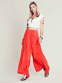 Free People Eternal Sunshine Pants, $88.00