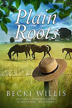 Plain Roots by [Willis, Becki] Got Books, Books To Read, Roots Book, Amish Books, Cozy Mysteries, Free Kindle Books, Book Authors, Romance Books, Book Lovers