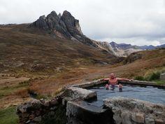Hot spring joy