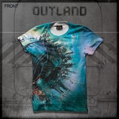Planet All-Over Shirt