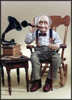Creager Studios http://es.pinterest.com/EvilOldOne/old-age/