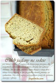 Chleb jaglany na sodzie