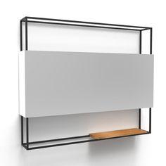 Frame Mirror - 36 inch