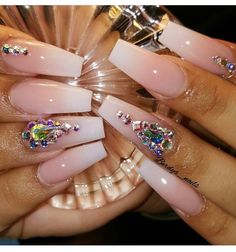 Try some of these designs and give your nails a quick makeover, gallery of unique nail art designs for any season. The best images and creative ideas for your nails. Sexy Nails, Dope Nails, Fancy Nails, Stiletto Nails, Cute Nail Designs, Acrylic Nail Designs, Beautiful Nail Designs, Acrylic Nails, Gorgeous Nails