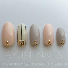 Nail Design, Nail Art, Miami Beach, South Beach, Japanese Nail Art, Cal Gel, Ace Gel, House Call Nail Services