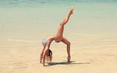 Je jako z gumy. Yoga Fitness, Exercise, Workout, Beautiful, Instagram, Pictures, Ejercicio, Excercise, Work Outs