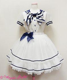Sherbet Marin skirt