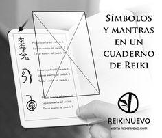 Consejos para tu cuaderno de Reiki