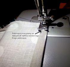 ADELA SZYJE : Jak uszyć roletę rzymską, czyli szycie wg Adeli - instrukcja krok po kroku (tutorial) Sewing, Amigurumi, Couture, Fabric Sewing, Sew, Stitching, Costura, Needlework, Stitch