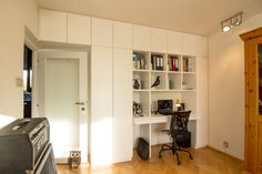 architect's home workplace