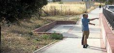 Los vecinos del barrio El Vivero en Fuenlabrada llevan reclamando la apertura de la estación de MetroSur desde el año 2008.