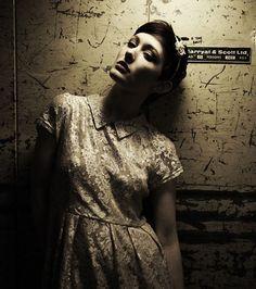 Vintage Fashion Photography | fashion shoot rock my vintage clothing fashion shoot rock my vintage ...