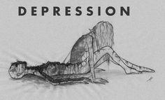 Depressão pode ser uma coisa da nossa cabeça... Mais ela nos machuca e faz com que façamos algo na qual se tornara um vicio