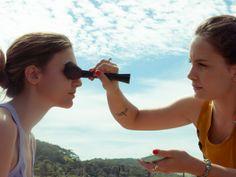 aLagarta #15 | Se deixar sentir é pra quem tem coragem.  #makingof #mauá #photography #editorial #emag #makeup