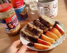 Eat With Camilla: Bezlepkový banánový chlebík / Glutenfree banana bread