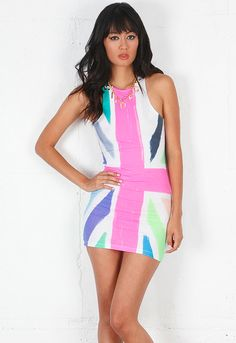 Motel Rocks New Zoe Dress
