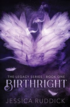 SMADA's Book Smack:  Review: Birthright (Legacy #1) by Jessica Ruddick...