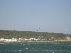 Kitesurf in Caños de Meca  #Beach #Cádiz   www.restaurantecastillejos.es