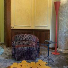 regram @designdaily Elle Decor Italia's Softhome exhibition designed by Turin based Marcante Testa / UdA Architteti #salone2016#salonedelmobile2016#fuorisalone#elledecoritalia#udaarchitetti by abitacolo_interni