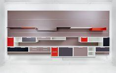 Muunto  Elegant storage system