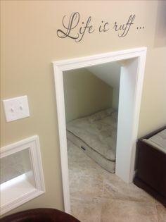 Decoraci n shabby chic para el hogar la comuna pink - Escaleras para perros pequenos ...