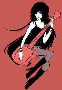 Marceline. #AdventureTime
