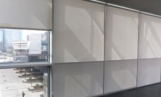 You can always manage the opacity of your roller shades before they are done!
