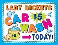 Make a Car Wash Fundraiser Poster   Raise Money Project   Car Wash Poster Ideas