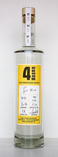 4Hasen Gin Nr. 1 - Gin Nerds                                                                                                                                                                                 Mehr