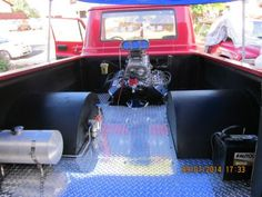 Dodge A100 Pickup - LITTLE RED WAGON tribute, image 7