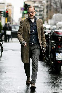 ミラロンドンスクラップBook: 【メンズ】:「Gジャン(デニムジャケット)」の着こなし(コーデ)51スタイル♪