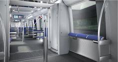 U-Bahn München C2 | N+P Industrial Design GmbH