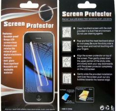 For Samsung Galaxy S 4 Active i537 Clear Screen Protector