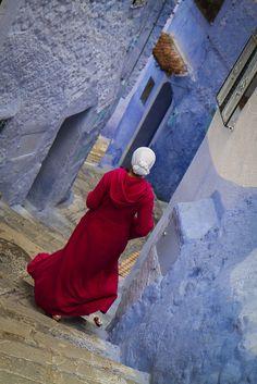 Chefchaouen, Morocco Destination: the World