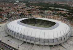 Veja como estão os estádios que vão sediar a Copa do Mundo de 2014 - Fotos - R7 Copa do Mundo 2014
