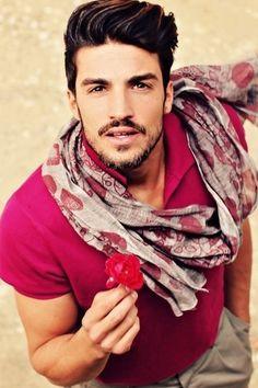 Mariano Di Vaio Hopefully , my man wont borrow my scarfs
