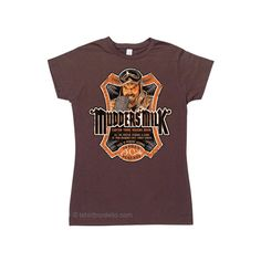 Hey, I found this really awesome Etsy listing at https://www.etsy.com/listing/206421829/womens-mudders-milk-t-shirt