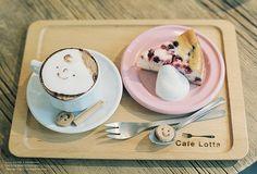 Cafe Lotta, via Flickr.