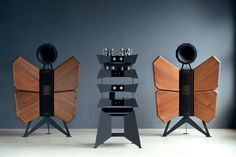 Oswalds Mill Audio Monarch Speakers