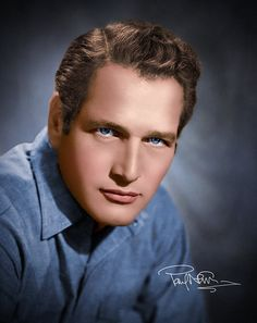 Paul Newman Those blue eyes get me everytime! Hot Actors, Handsome Actors, Actors & Actresses, Beautiful Blue Eyes, Most Beautiful Man, Classic Hollywood, Old Hollywood, Paul Newman Robert Redford, Paul Newman Joanne Woodward