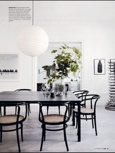 rum magazine lotta agaton (chairs?)